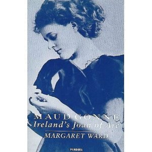 Paperback Maud Gonne: Ireland's Joan of Arc Book