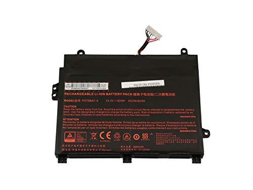 Clevo Original Akku 62Wh für Mifcom SG6 i7 RTX 2070 SSD (P960RF)