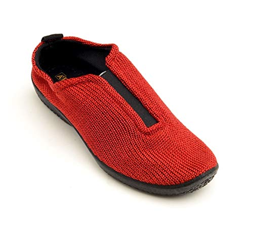 Arcopedico Women's Red ES Slip-on Shoe 9.5-10 M US