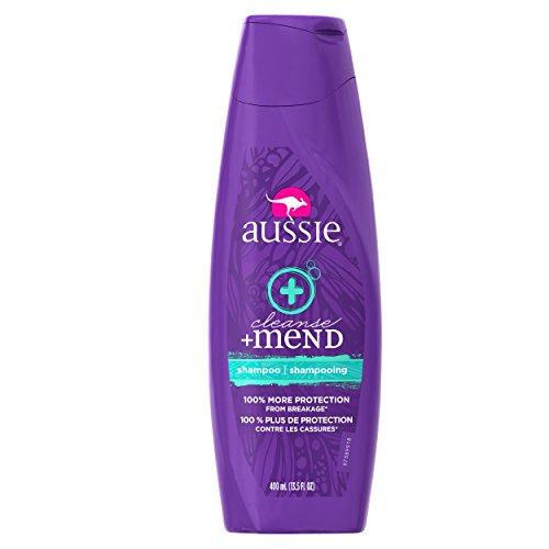 Aussie Cleanse & Mend Shampoo, 13.5 fl oz (400 ml)