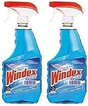Windex Blue, 46 Fl Oz (23 Oz, (Pack of 2)