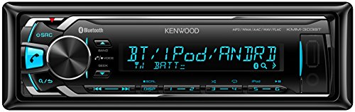 Kenwood KMM-303BT Kanäle