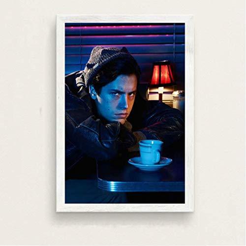 daerduotutu Regalo de película Riverdale Temporada 3 Serie de televisión Show Art Poster Lienzo Pintura de Pared para la decoración del hogar de la habitación A89 50 × 70CM Sin Marco