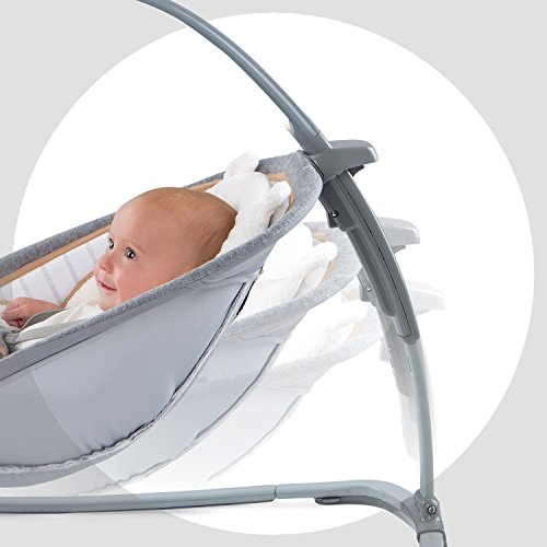 41VPk1ZDQKL The Best Ingenuity Baby Swings for 2021 [Compared & Review]