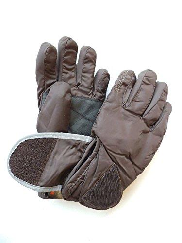 Döll Thinsulate Handschuhe Skihandschuhe Jungen Mädchen Unisex 9-10 Jahre (5, braun)