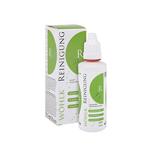 Wöhlk Reinigung für harte Linsen, 30 ml, 1er Pack (1 x 30 ml)