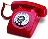 Vintage Telephone – Retro Style ONLY for Landlines Telephone Classic Home...
