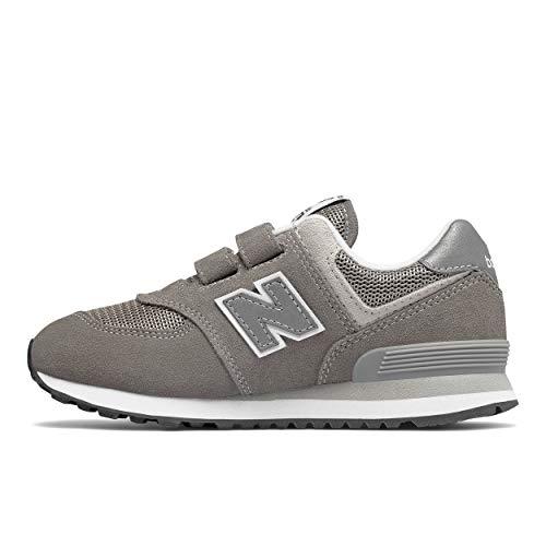 New Balance IV574V1, Entrenadores, Grey (Grey Grey), 18.5 EU