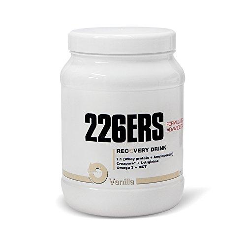 226ERS Recovery Drink Recuperador Muscular, Sabor Vainilla - 600 gr