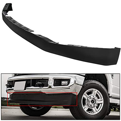 HECASA Lower Deflector Valance Panel Compatible with 2017 2018 2019 Super Duty F250 F350 F450 F550 2WD - Replace for Part Number FO1095272 HC3Z17626AD
