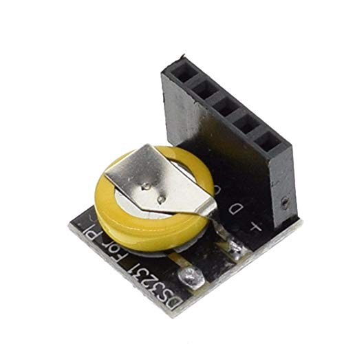 tooloflife 1Pcs DS3231 Precision Real Time Clock Module Memory Module Compatible with Arduino Raspberry Pi