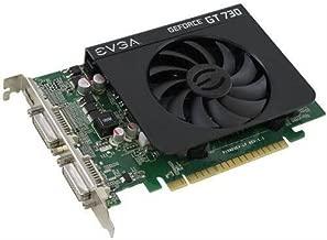 EVGA 01G-P3-2731-KR - GeForce GT 730 1GB DDR3 2DVI/Mini HDMI PCI-Express Video Card