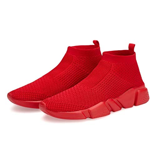 Tenis Rojos marca Voxge