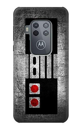 Innovedesire Gamepad Controller Minimalism Hülle Schutzhülle Taschen für Motorola Moto One Zoom, Moto One Pro