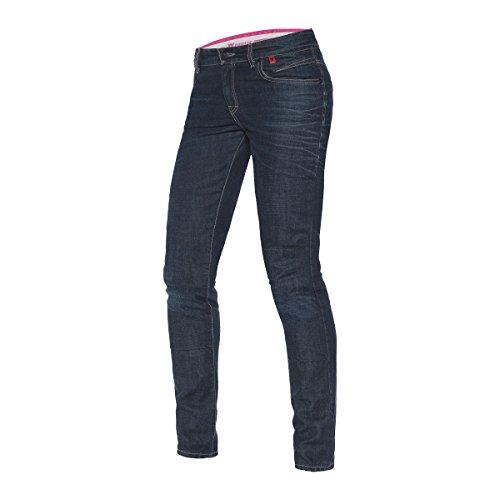 Dainese-BELLEVILLE LADY SLIM Jeans, MEDIUM-Denim, Größe 28