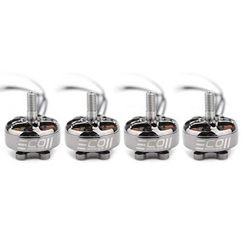 9imod 4PCS EMAX Eco II Series 2306 Motor 4S 2400KV Brushless Motor for FPV Racing RC Drone
