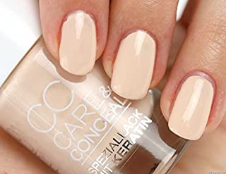 Catrice Cosmetics CC Care & Conceal Speziallack Mit Keratin Esmalte de uñas de color n° 05 Subtle sand sensation 10 ml ...