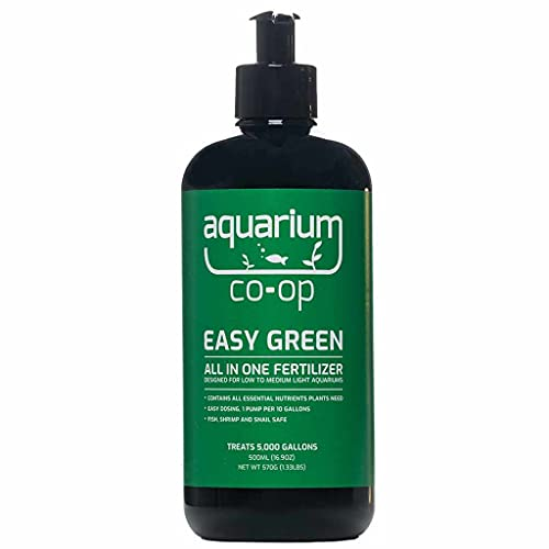 Aquarium Co-Op Easy Green All in One Fertilizer | Liquid Plant Fertilizer
