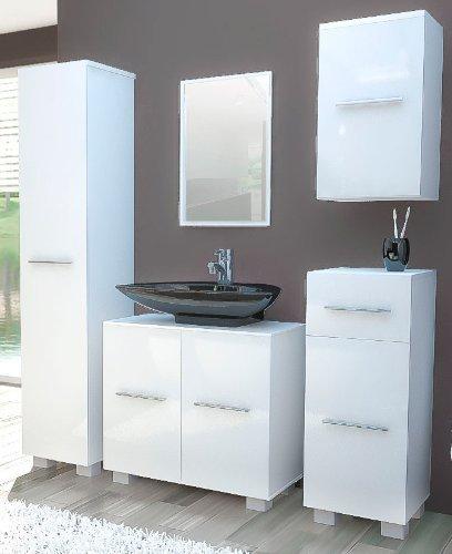 VCM Bad Waschtischunterschrank
