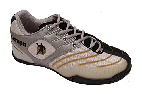 Kempa Speed Kage SL Composite, White/Black/Gold, Gr. 44,5(UK10)