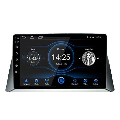 LEXXSON Android 10.1 Radio de Coche para Honda Accord 8th EX/EX V6 / EX-L/EX-L V6 / LX/LX-P 2008-2011 | Radio Am FM de 9 Pulgadas con navegación GPS WiFi Bluetooth Reproductor USB Enlace Espejo