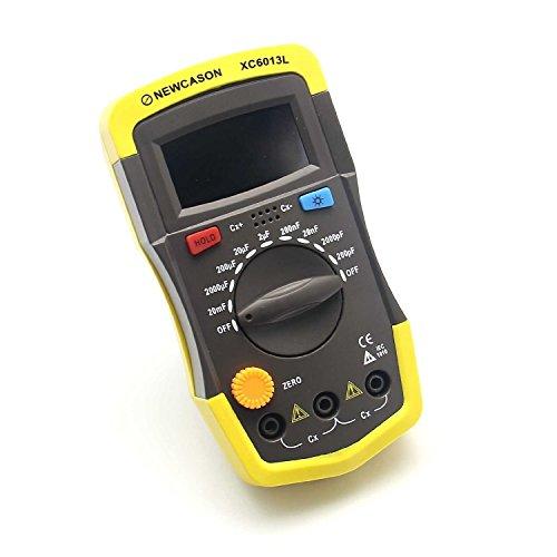 LCD Digital Meter XC6013L Capacitance Capacitor...