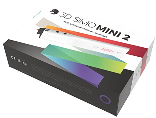 3DSimo Mini 2 Box 3D Drawing