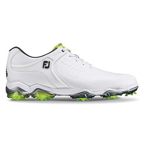 FootJoy Men's Tour-S Golf Shoes White 10.5 M US