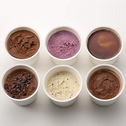 K and Son's 植物性100%オーガニック豆乳アイスクリーム 80ml Premium 6カップセット (プレミアムアソート)