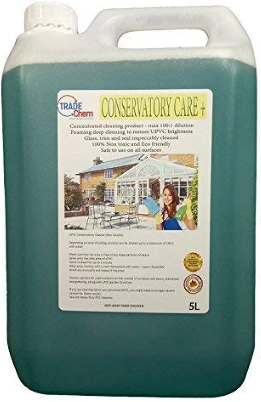 garantizado Invernadero Limpiador + + + PVC Limpiador y Restaurador - Trade Chem - 25L  envío gratis