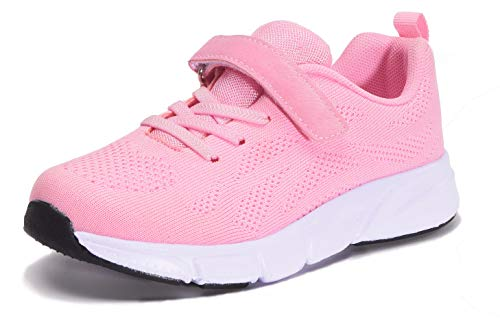 Zapatillas para Niños Niña Deporte para de Las Muchachas de Los Muchachos Antideslizante Zapatos de Correr, Color 4, 30 EU