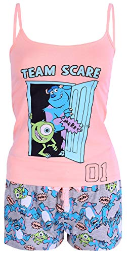 Neonpyjama Die Monster AG Disney M
