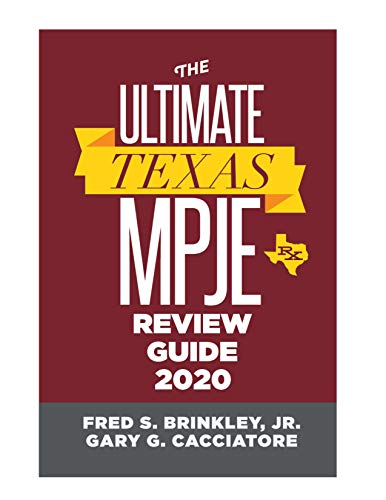 The Ultimate Texas MPJE Review Guide 2020