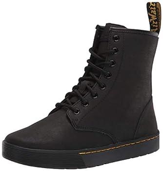 Dr Martens Men s Lace Fashion Boot Black Mohawk 10