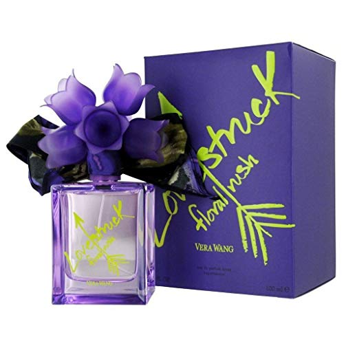 Vera Wang Lovestruck EDP Spray Floral Rush 30 ml, 1er Pack (1 x 0.03 l)