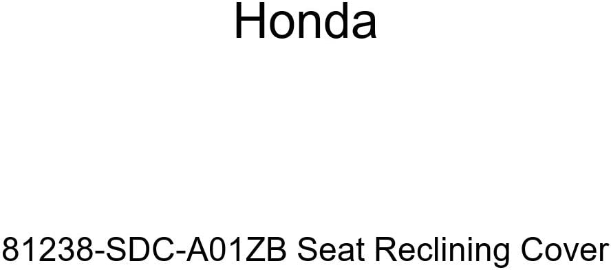 Honda Seasonal Wrap Introduction Genuine 81238-SDC-A01ZB Recommendation Cover Seat Reclining