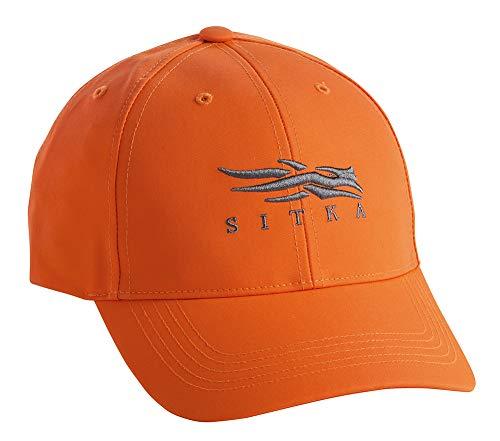 Sitka Ballistic Cap, Blaze Orange One Size Fits All by Sitka Gear