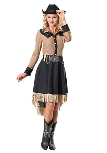 Women's Lasso'n Cowgirl Costume Small