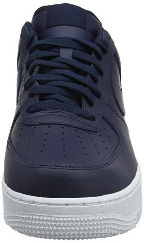 Nike Air Force 1 '07, Zapatillas de Deporte Hombre, Blanco (White/White), 42.5 EU