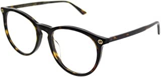 GG0027OA Plastic Phantos Eyeglasses 52 mm