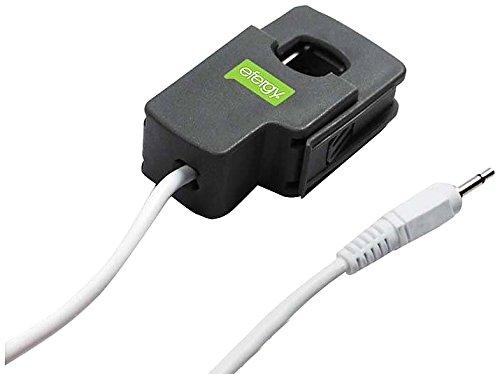 Efergy 90AS Sensor medición estándar, Negro