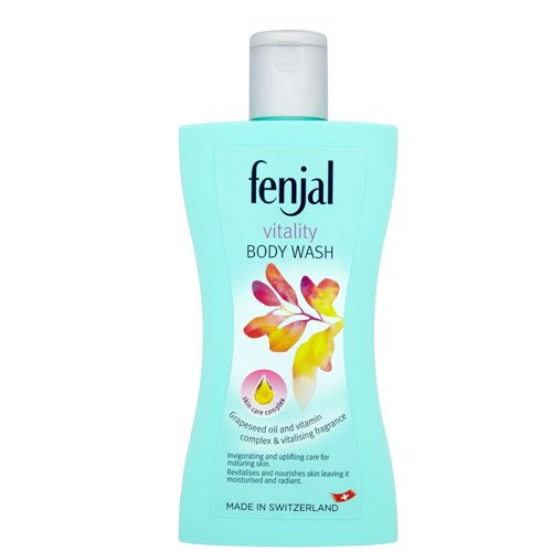 Fenjal Vitality Revitalising Body Wash, 200 ml