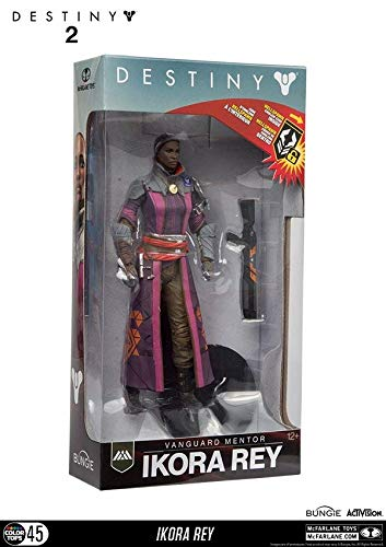 McFarlane Toys 13045-4 Destiny 2 Actionfigur Ikora Rey, unisex-adult