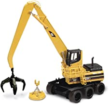 Caterpillar W345B Series II Material Handler on Wheels with Work Tools Offers two interchangeable - 1/50 Scale