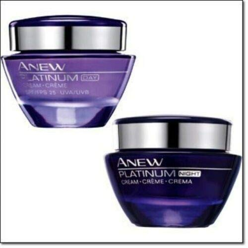 60 + Anew Platinum Day and Night Cream 1.07oz each pack of 2