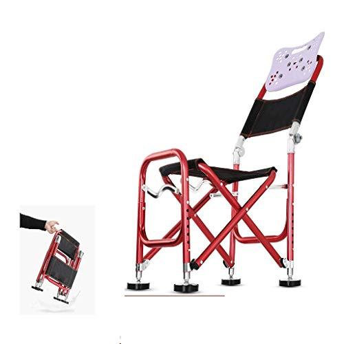 NMDD Klappbarer Camping Sessel mit...