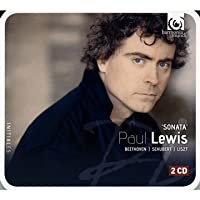 Sonata by Paul Lewis (2011-08-09)