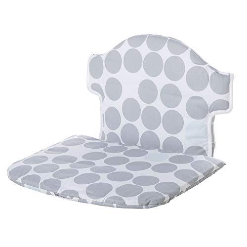 Geuther Réducteur de chaise haute Swing 4743-113 en tissu à pois