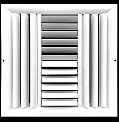 """10"""" X 10"""" Supply Register Grille - Vent Cover & Diffuser"""
