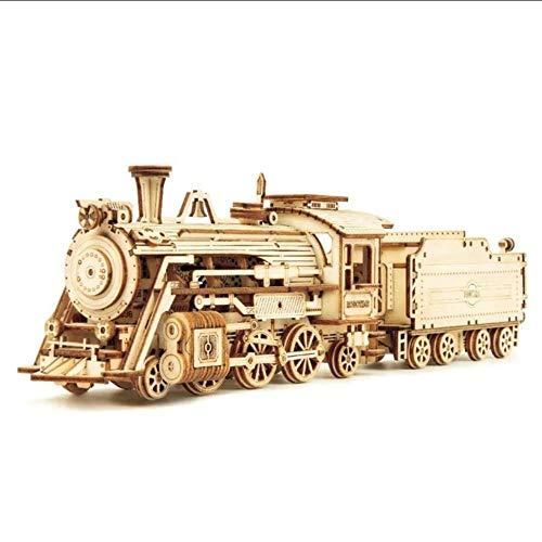 Robotime 3D-Puzzlespielzeug aus Holz im Modellbau Modellbausätze für Jugendliche